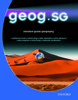 Geog.Scotland: Standard Grade: Students' Book by Anna King, etc.