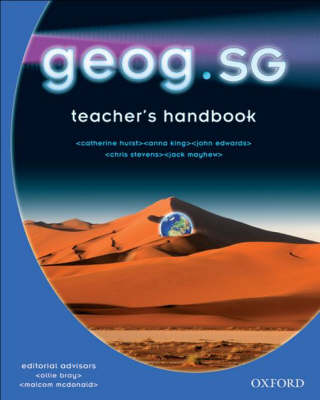 Geog.Scotland: Standard Grade: Teacher's Handbook by Anna King, etc.