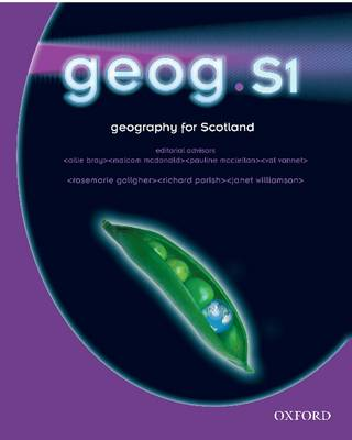 Geog.Scot: 1: Students' Book by RoseMarie Gallagher, etc.
