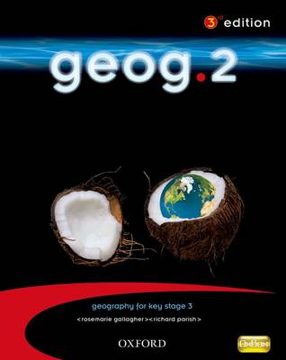 Geog.2: Students' Book by RoseMarie Gallagher, Richard Parish