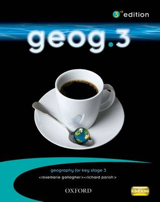 Geog.3: Students' Book by RoseMarie Gallagher, Richard Parish