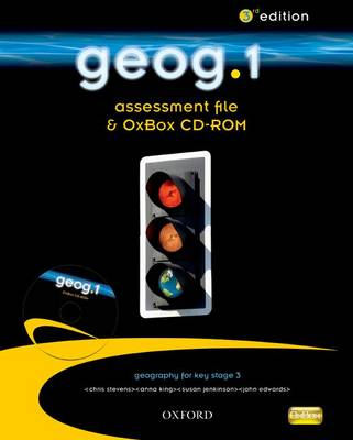 Geog.: 1: Assessment File and OxBox CD-ROM by RoseMarie Gallagher, Chris Stevens, Anna King, Susan Jenkinson