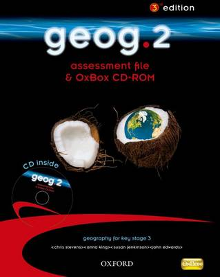 Geog.2: Assessment File and OxBox CD-ROM by RoseMarie Gallagher, Chris Stevens, Anna King, Susan Jenkinson