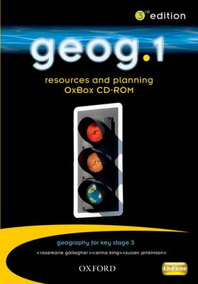 Geog.: 1: Resources and Planning OxBox CD-ROM by RoseMarie Gallagher, John Edwards, Anna King, Susan Jenkinson