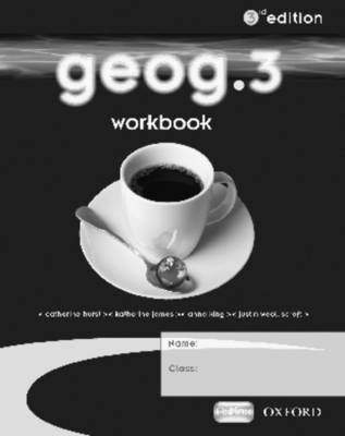 Geog.3: Workbook Pack by RoseMarie Gallagher, Anna King, Jack Mayhew, Susan Mayhew