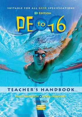 Pe to 16 Teacher Handbook Teacher's Handbook by Sally Fountain, Linda Goodwin