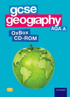 GCSE Geography AQA A Oxbox CD-ROM by Hurst