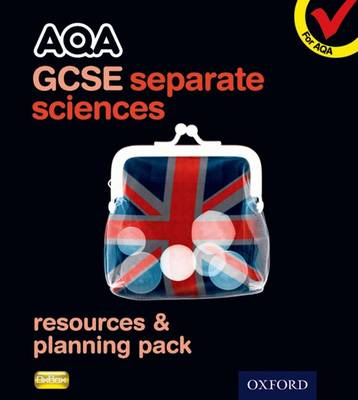 AQA GCSE Separate Science Resources and Planning Pack by CHADHA