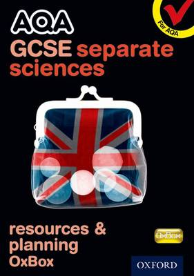 AQA GCSE Separate Science Resources and Planning OxBox CD-ROM by CHADHA