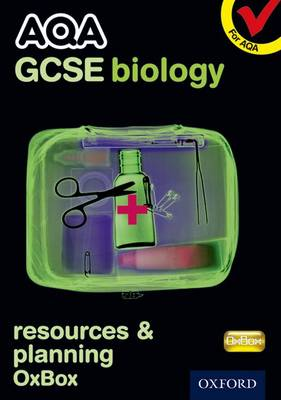 AQA GCSE Biology Resources and Planning OxBox CD-ROM by