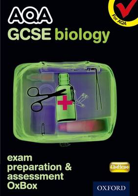 AQA GCSE Biology Exam Preparation and Assessment OxBox CD-ROM by