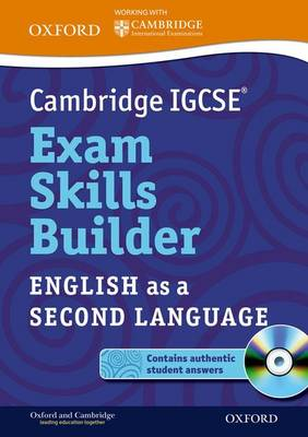 Cambridge IGCSE Exam Skills Builder: English as a Second Language by