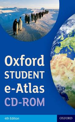 Oxford Student E-atlas by Patrick Wiegand