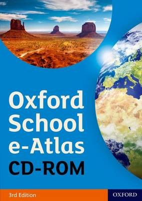 Oxford School E-Atlas by Patrick Wiegand