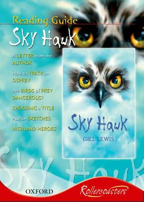 Rollercoasters: Sky Hawk Reading Guide by Ruth Kett