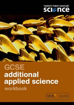 GCSE Applied Science Workbook by Nuffield/York