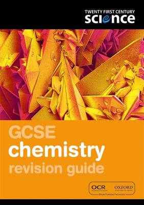 Twenty First Century Science: GCSE Chemistry Revision Guide by Martin Gardom-Hulme, Philippa Gardom Hulme