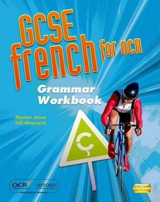 OCR GCSE French Grammar Workbook Pack Grammar Workbook Pack by Marian Jones, Gill Maynard
