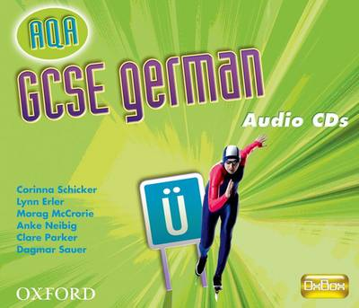 AQA GCSE German by Corinna Schicker