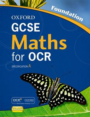 Oxford GCSE Maths for OCR: Foundation Student Book by Jayne Kranat, Mike Heylings