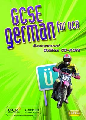 OCR GCSE German Assessment Oxbox CD-ROM by Helen Smith