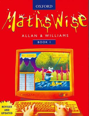 Mathswise: Book 1 by Ray Allan, Martin T. Williams