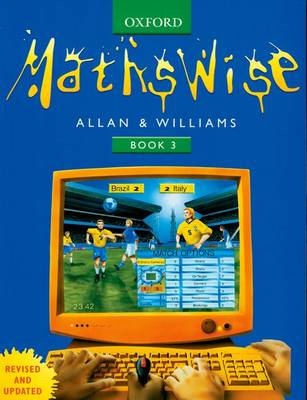 Mathswise: Book 3 by Ray Allan, Martin T. Williams