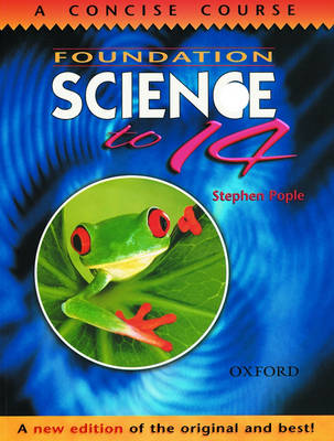 Foundation Science to 14 by Stephen Pople