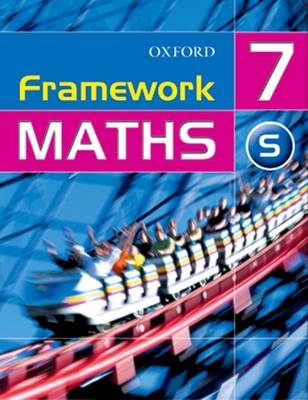 Framework Maths: Year 7 Support Students' Book by David Capewell, et al.