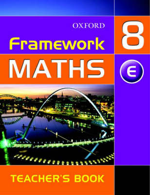 Framework Maths: Year 8 : Extension Teacher's Book by David Capewell
