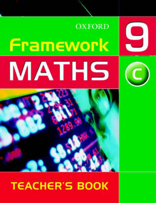 Framework Maths: Year 9: Core Teacher's Book Core Teacher's Book by David Capewell