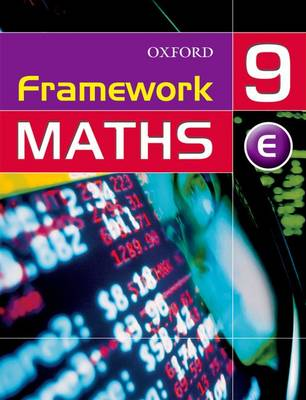 Framework Maths: Year 9: Extension Students' Book Extension Students' Book by David Capewell, Marguerite Comyns, Gillian Flinton, Paul Flinton