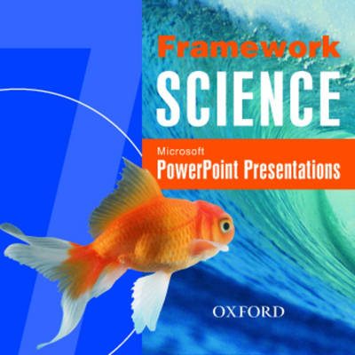 Framework Science PowerPoint Presentations by Paddy Gannon
