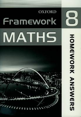Framework Maths Homework Answer Book by David Capewell, etc.