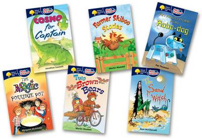Oxford Reading Tree: All Stars: Pack 1: Pack (6 Books, 1 of Each Title) by Martin Waddell, Alan McDonald, Pat Thompson, Margaret McAllister
