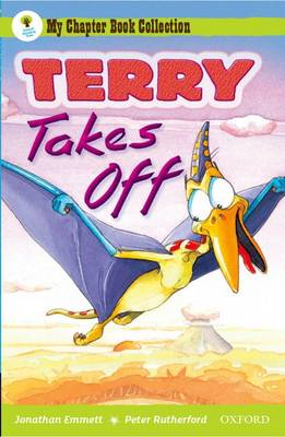 Oxford Reading Tree: All Stars: Pack 1A: Terry Takes off by Jonathan Emmett