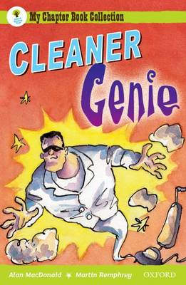 Oxford Reading Tree: All Stars: Pack 2A: Cleaner Genie by Alan McDonald
