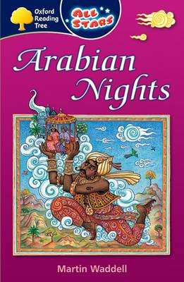 Oxford Reading Tree: All Stars Arabian Nights by Martin Waddell