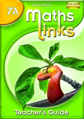 MathsLinks: 1: Y7 Teacher's Book A by Ray Allan