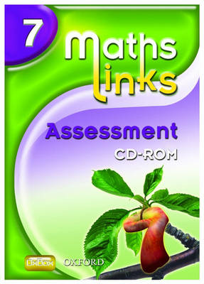MathsLinks: 1: Y7 Assessment OxBox CD-ROM by Ray Allan