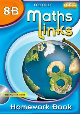 MathsLinks: 2: Y8 Homework Book B by Ray Allan