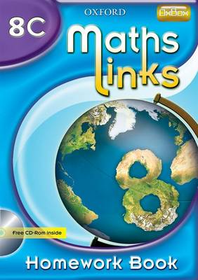 MathsLinks: 2: Y8 Homework Book C by Ray Allan