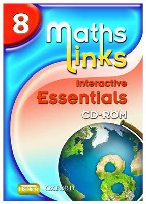 MathsLinks: 2: Y8 Interactive Essentials OxBox CD-ROM by Ray Allan