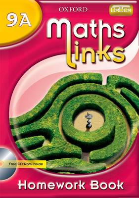 MathsLinks: 3: Y9 Homework Book A by Claire Turpin, Ray Allan