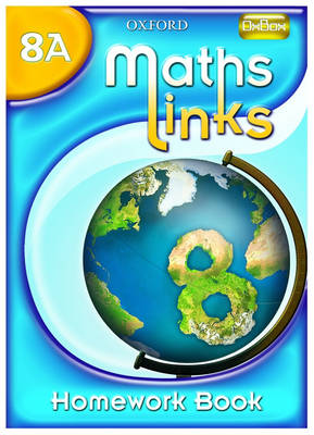 MathsLinks: 2: Y8 Homework Book A Pack of 15 by Ray Allan