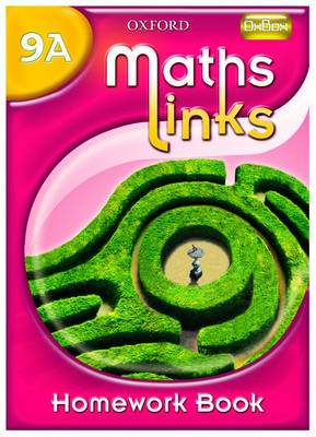 Mathslinks: 3: Y9 Homework Book a Pack of 15 by Ray Allan