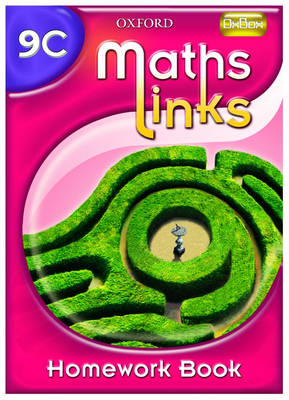 MathsLinks: 3: Y9 Homework Book C Pack of 15 by Ray Allan