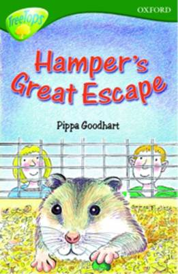 Oxford Reading Tree: Level 12: Treetops Stories: Hamper's Great Escape by Susan Gates, Carolyn Bear, Michaela Morgan, Pippa Goldhart
