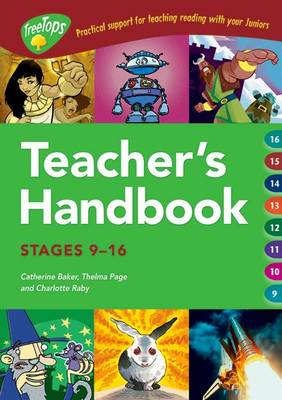Oxford Reading Tree: Treetops Teacher's Handbook by Catherine Baker, Thelma Page, Charlotte Raby