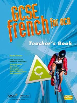GCSE French for OCR Teacher's Resources Book by Sarah Provan